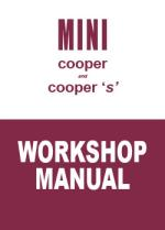 Mini Cooper and Cooper S 1961-1976 Workshop Manual