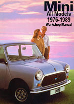 Mini Mark VI and V 1976-1989 Workshop Manual